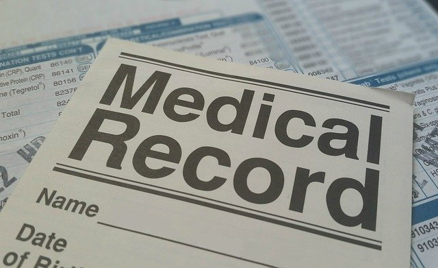 A medical record because you need to know how to prepare your medical records and and other high value documetns for your move.
