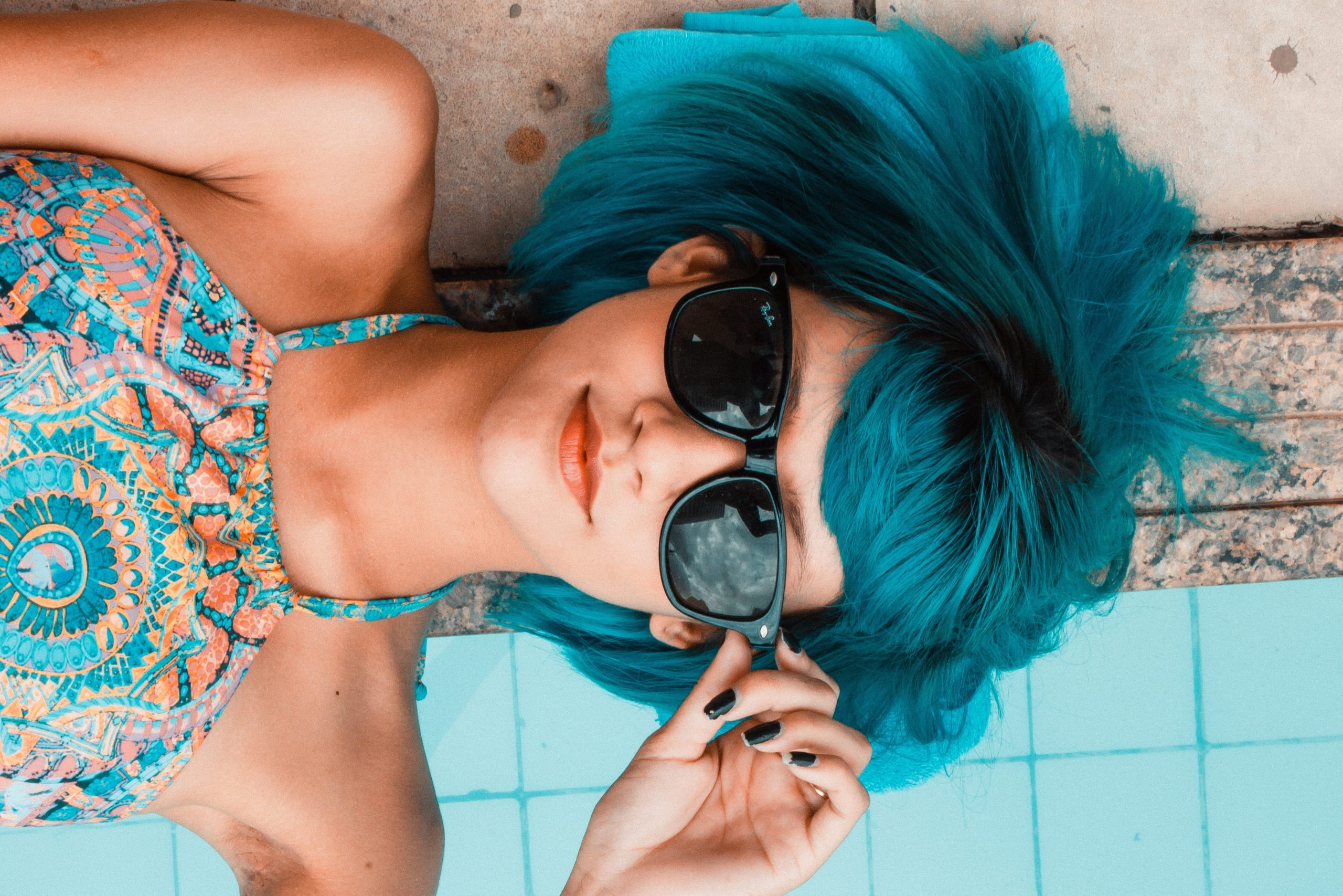 Color Treated Hairs