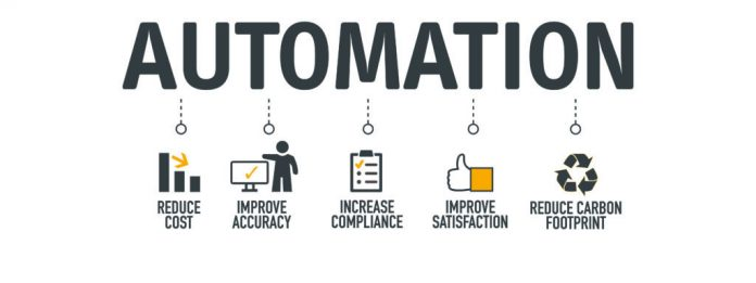 Top 5 benefits of Automation