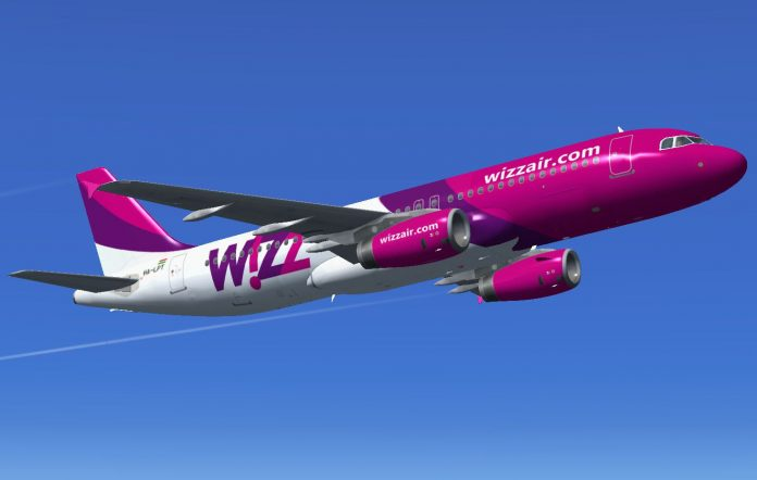 Wizz Air Reservation