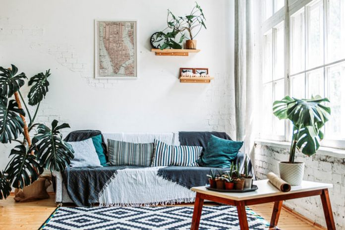freshen up your living room