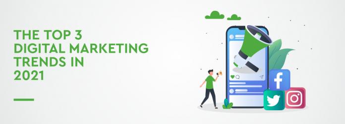 3 Trends in Digital Marketing